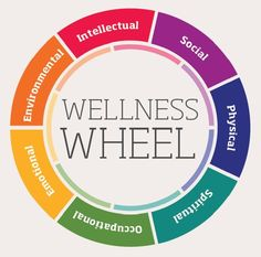 Is your wellness wheel complete? That's why you have Z Living to remind you :)