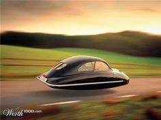Flying Car and Hover Car of the future