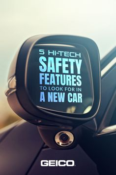 These high-tech car features are not only pretty cool, but could also help prevent accidents and are quickly becoming standard in new vehicles. Car Safety Features, Car Payment Calculator, Lemon Law, Driving Safety, Flood Damage, Learn Something New Everyday, Go Car, Car Hacks, Car Shop