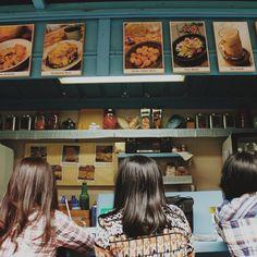 Photo tour of Bandung, Indonesia | Warung Talaga in Cihampelas Walk, Bandung. This place has a lot of delicious traditional Indonesian foods.