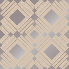 'Diamond Wallpaper Sample Swatch by Tempaper. @2Modern'