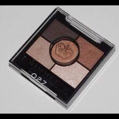 Rimmel London Eye Shadow 027 BRICK LANE NEW Rimmel London Glam Eyes HD 5 COLOUR Eye Shadow ~ #027 - BRICK LANE ~   BRAND NEW - FACTORY SEALED 0.13 oz. (3.8 g) - Full Size Rimmel London Makeup Eyeshadow