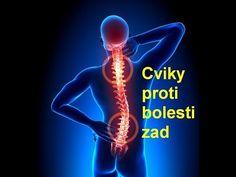 10 protahovacích cviků proti bolesti zad (bederní páteře) Bolest chrbta ,na chrbticu , joga - YouTube