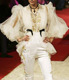 Christian Lacroix Haute Couture Spring 2006