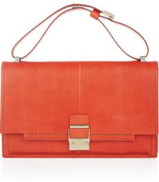 simplicist ... the Lanvin Karung shoulder bag