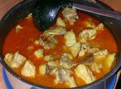 Murgh Saalan (Spicy Chicken Curry) Recipe - Pakistani Main Course Chicken/Bird Dish - Fauzia's Pakistani Recipes - The Extraordinary Taste Of Pakistan