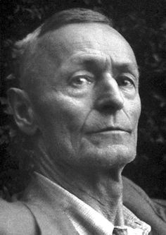 """Hermann Hesse, The Nobel Prize in Literature 1946: """"for his inspired writings which, while growing in boldness and penetration, exemplify the classical humanitarian ideals and high qualities of style"""", prose"""
