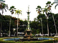 """""""Praça do Entroncamento"""". Recife. Estado de Pernambuco, Brasil."""