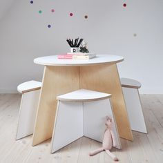 Small Design, muebles infantiles nórdicos