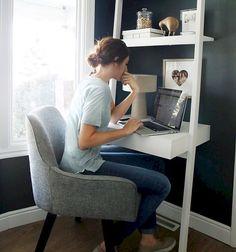 Home office decorados e organizado. Como decorar home office? - Arrumadíssimo