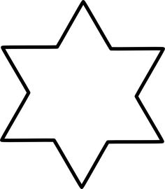See Best Photos of 6 Point Star Pattern. 6 Point Star Template to Print 8 Point Star Pattern Six Pointed Star Quilt Pattern Printable Star Pattern 5 Point Star Pattern Hanukkah Crafts, Hanukkah Decorations, Hannukah, Star Quilt Patterns, Star Quilts, Star Template Printable, Templates, Outline Pictures, Shapes For Kids