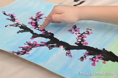 Mother's Day Crafts for Kids Cherry Blossom Tree Spring Cherry Blossom Tree ~ beautiful kids art 614 x 409 · 191 kB · jpeg Free Printable Cherry Blossom Trees Bubble Wrap Print – Cherry. Mothers Day Crafts For Kids, Kids Crafts, Arts And Crafts, Craft Kids, Cherry Blossom Art, Blossom Trees, Atelier D Art, Watercolor Projects, Ecole Art