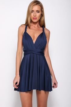 Addicted To Love Dress, Navy, $55 + Free express shipping http://www.hellomollyfashion.com/addicted-to-love-dress-navy.html