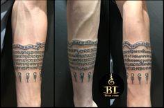 Done Traditional Thai sak yant arm brand tattoo by Ya(www.bt-tattoo.com) #bttattoothailand #bttattoo #bangkoktattoo #bambootattoobangkok #thaibambootattoo #thaibamboo #bangkoktattooshop #bangkoktattoostudio #thailandtattoo #thailandtattooshop #thailand #bangkok #tattoo