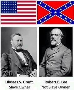 Two great Generals