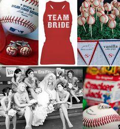 Baseball « David Tutera Wedding Blog • It's a Bride's Life • Real Brides Blogging til I do!