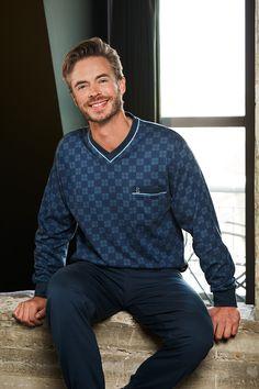 Tommy Hilfiger Checked Pyjama Set