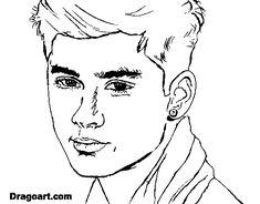 Beauty on pinterest monster high coloring pages and for Zayn malik coloring pages