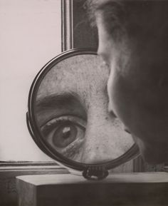 Raoul Hausmann Untitled February 1931 Gelatin silver print 5 x 4 x cm) The Museum of Modern Art, New York. Mirror Photography, Vision Photography, Experimental Photography, Vintage Photography, Couple Photography, Portrait Photography, Distortion Photography, Levitation Photography, Wedding Photography