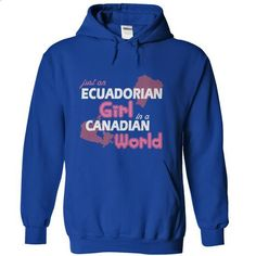 Limited Edition - Ecuadorian in Canada - #tshirt pattern #sweatshirt pattern. ORDER HERE => https://www.sunfrog.com/LifeStyle/Limited-Edition--Ecuadorian-in-Canada.html?68278