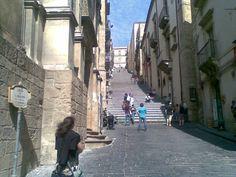 Scala di Santa Maria del Monte Caltagirone