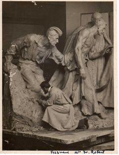 Josep Llimona iBruguera (Barcelona, 1864-1934) es uno de los escultores más representativos de la Cataluña del cambio de siglo. Su producción muestra bien pronto la evolución de una escultura anecdótica y ochocentista hacia la explosión del simbolismo. En el 150 aniversario de su nacimiento el ...