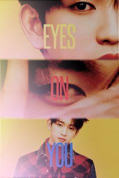 GOT7 Park Jinyoung(Junior)-Eyes On You wallpaper
