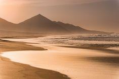 playa de Cofete en Fuertenventura, Canarias