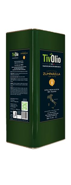 Extravirgin Olive Oil from Abruzzo - TivOlio - TIPO 11  FIRST COLD PRESSED EXTRA VIRGIN OLIVE OIL, FILTERED     FROM THE ITALIAN REGION OF ABRUZZO     Tivoli