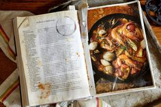 """Jerusalem: A Cookbook"" was written by Yotam Ottolenghi and Sami Tamimi, chefs who grew up on opposite sides of Jerusalem. The book's recipes are traditional or inspired in Jerusalem. Jewish Recipes, New Recipes, Dinner Recipes, Cooking Recipes, Jerusalem, Food Spot, Yotam Ottolenghi, My Cookbook, Chicken Recipes"