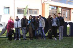 """Foto di gruppo Ipsia """"Barlacchi"""" Crotone."""