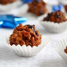 Fitness karamelovo arašídové hrudky recept Bajola Trifle, Nutella, Muffin, Eat, Breakfast, Recipes, Fitness, Food, Gymnastics