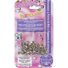 Be Dazzler Rhinestone Refill 150/Pkg-Assorted Colors #deals