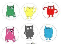 La couleur des émotions - sac à album - Mam's Elephant ! | Box activités 2-6 ans