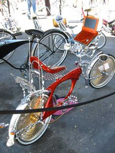 pimped out bycycle images   And we got bikes so tricked out they'll make your brain hurt with ...