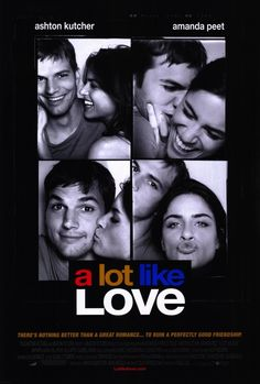 A Lot Like Love 27x40 Movie Poster (2005)
