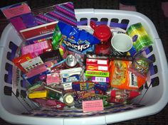 College survival basket