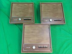 "Vintage Nutone 12"" Intercom Speaker, Walnut Lot Of 3 Brown Communication Phones | Consumer Electronics, Home Automation, Intercoms & Access Controls | eBay!"