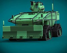 """Check out new work on my @Behance portfolio: """"concept of an unmanned heavy combat vehicle"""" http://be.net/gallery/62123553/concept-of-an-unmanned-heavy-combat-vehicle"""