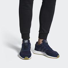 055a152e313 I-5923 Shoes Navy 5 Mens