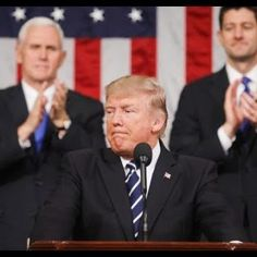 Watch Donald Trump's address to Congress in full as he announces creation of 'Immigrant Crime' office Slavery In The Usa, Fargo Moorhead, Letter To The Editor, Trump One, The More You Know, Black People, Betrayal, Current Events, Donald Trump