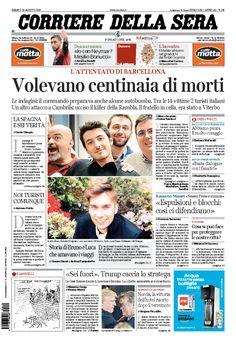 Corriere della Sera // 19/08/2017 //