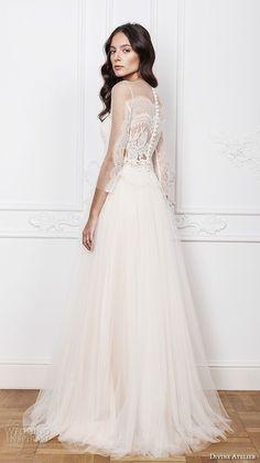wedding dress three quarter sleeve bohemian - Google Search