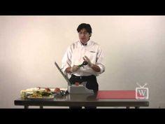 ▶ How to Use a Hamburger Patty Press - YouTube