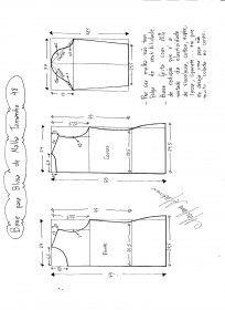 Основой для вязаный свитер размер 48.