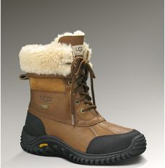weather-proof Uggs. I want these so bad. The taller ones too! Warm, snow proof, classic and don't go out of style. NEED because they also don't kiil your feet like Sorel's do!