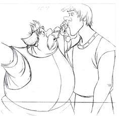 © Walt Disney Studios Motion Pictures       by Milt Kahl by Milt Kahl by Milt Kahl by Milt Kahl by Milt Kahl by Milt Kahl     by Milt Kahl  ...