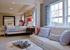 I could get use to calling this my master suite! #ModelHome