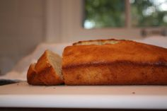 Cooking On Clover Lane: Best Banana Bread--very good! | Substituted half flour with whole wheat, half sugar with Splenda, and added chocolate chips.