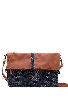 Tres Amigos Crossbody Bag